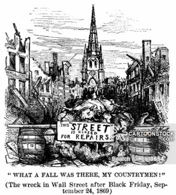 Wall Street Crash, 1869