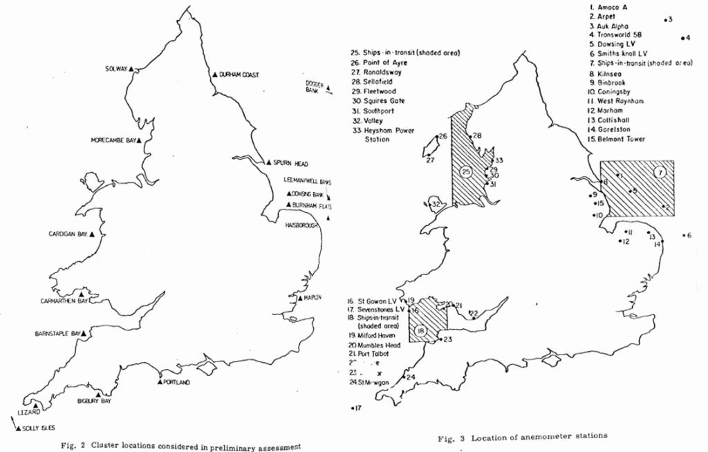 Britain's offshore wind resource (1952-1982) - Aeolians net