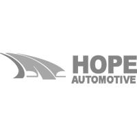 Hope Automotive logo design, print media design, website design and digital marketing