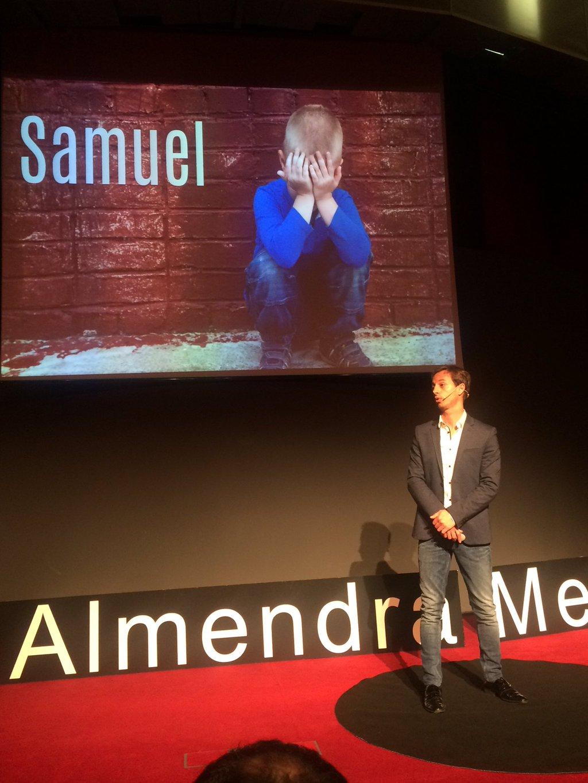 TEDx AEPAE Acoso escolar