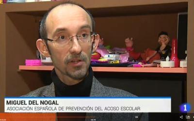 AEPAE participa en las noticias de TVE1