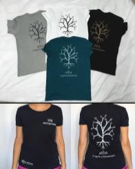 """Camiseta AEPY - MODELO """"ARBOL"""" Más información sobre tallas y colores en """"CAMISETAS AEPY"""""""