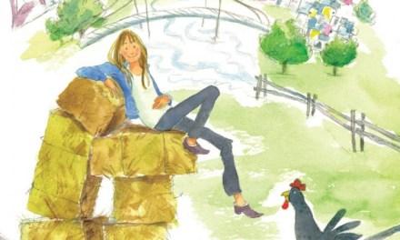 Fille des villes, fille des champs, écrit par Dominique Tremblay