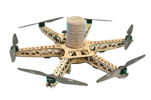 El drone de dronecoria