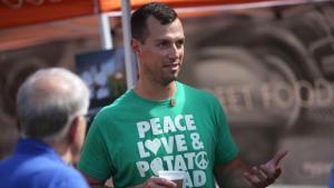 Peace love and potota salad