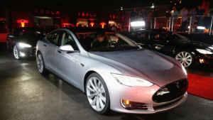 Tesla Motors Electric cars.