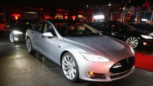 Tesla Motors Electric cars.