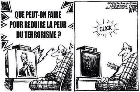 French Cartoon.