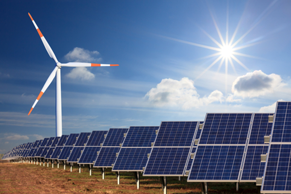 Wind and solar collectors