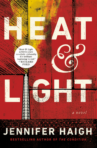 Heat & Light book cover