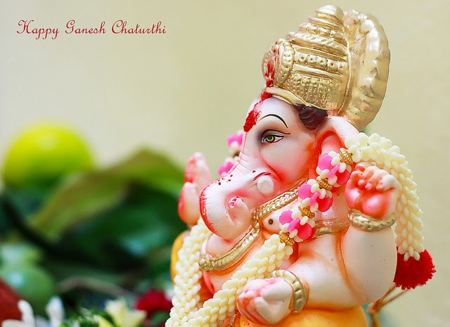 """Happy Ganesh Chaturthi'"
