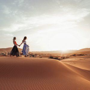 Sahara Aerial Escapes