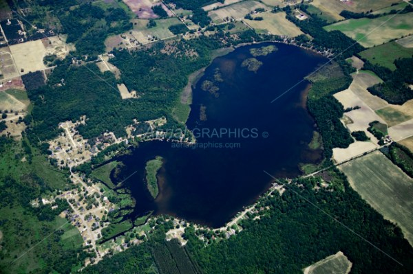 Duck Lake in Montcalm County - Photo 5031
