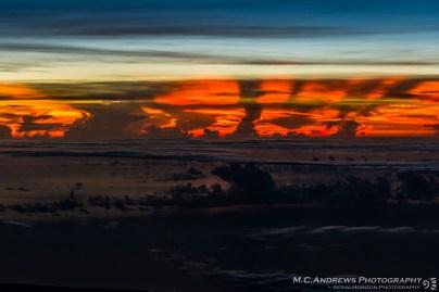 First Autumn Sunrise - Tampico