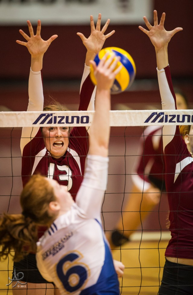 McMaster Volleyball