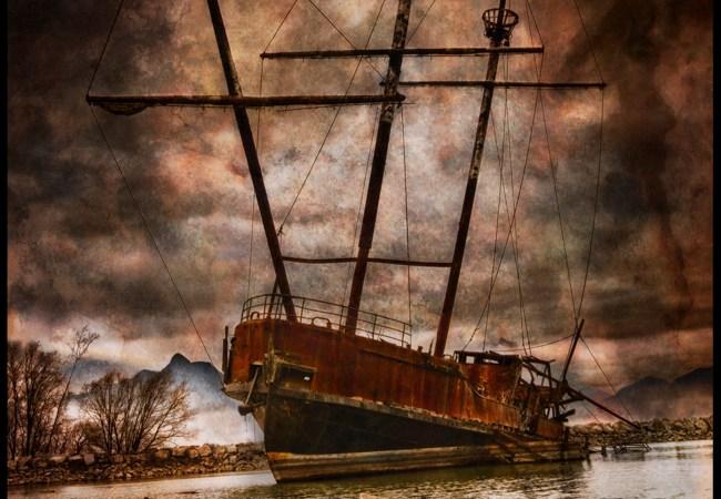 La Grand Hermine Ship