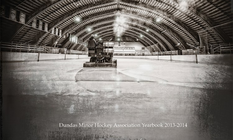 Dundas Minor Hockey Yearbook