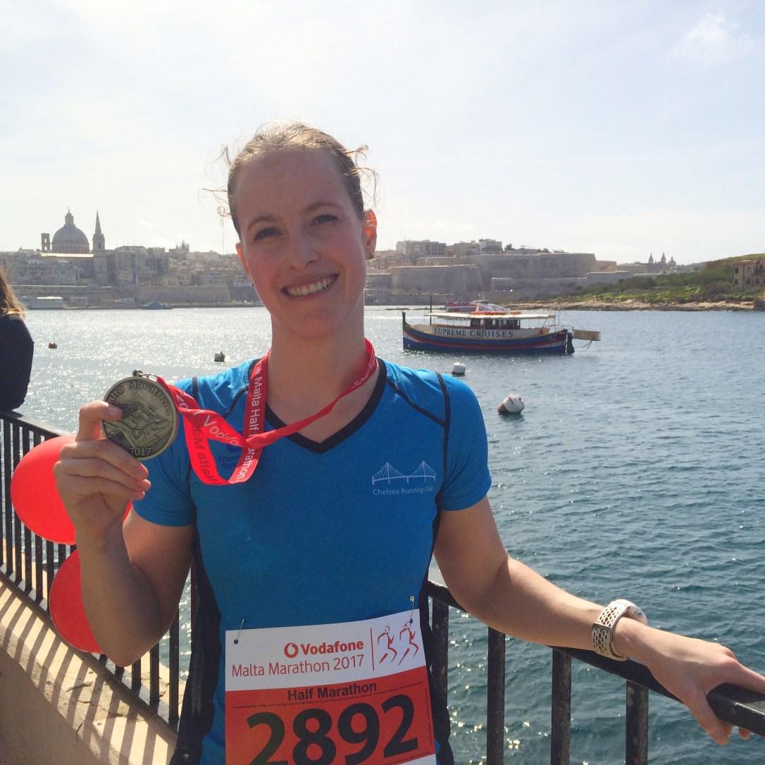 After the Malta Marathon