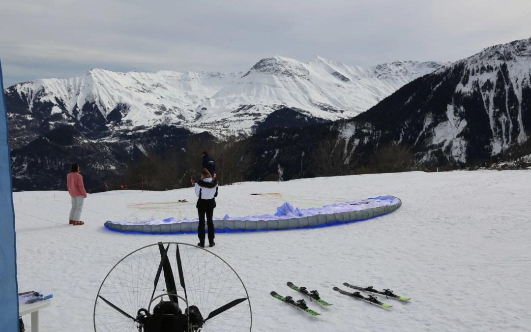 paramoteur-biplace-a-ski