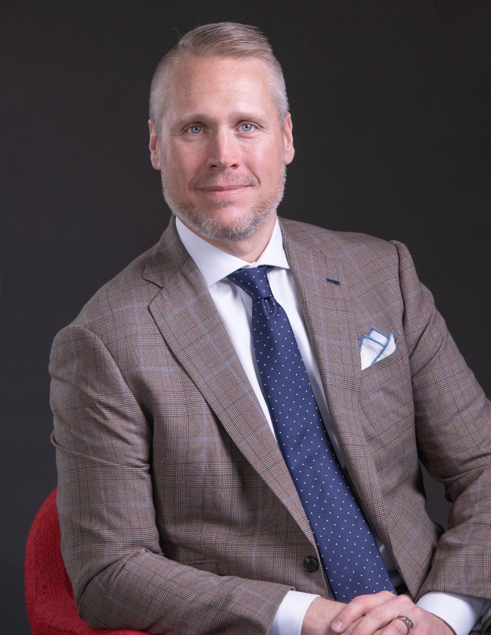 Portrait image of the founder Tim Bonnell Jr.