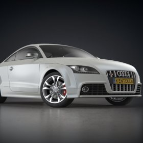 Audi TTS Coupe 2010