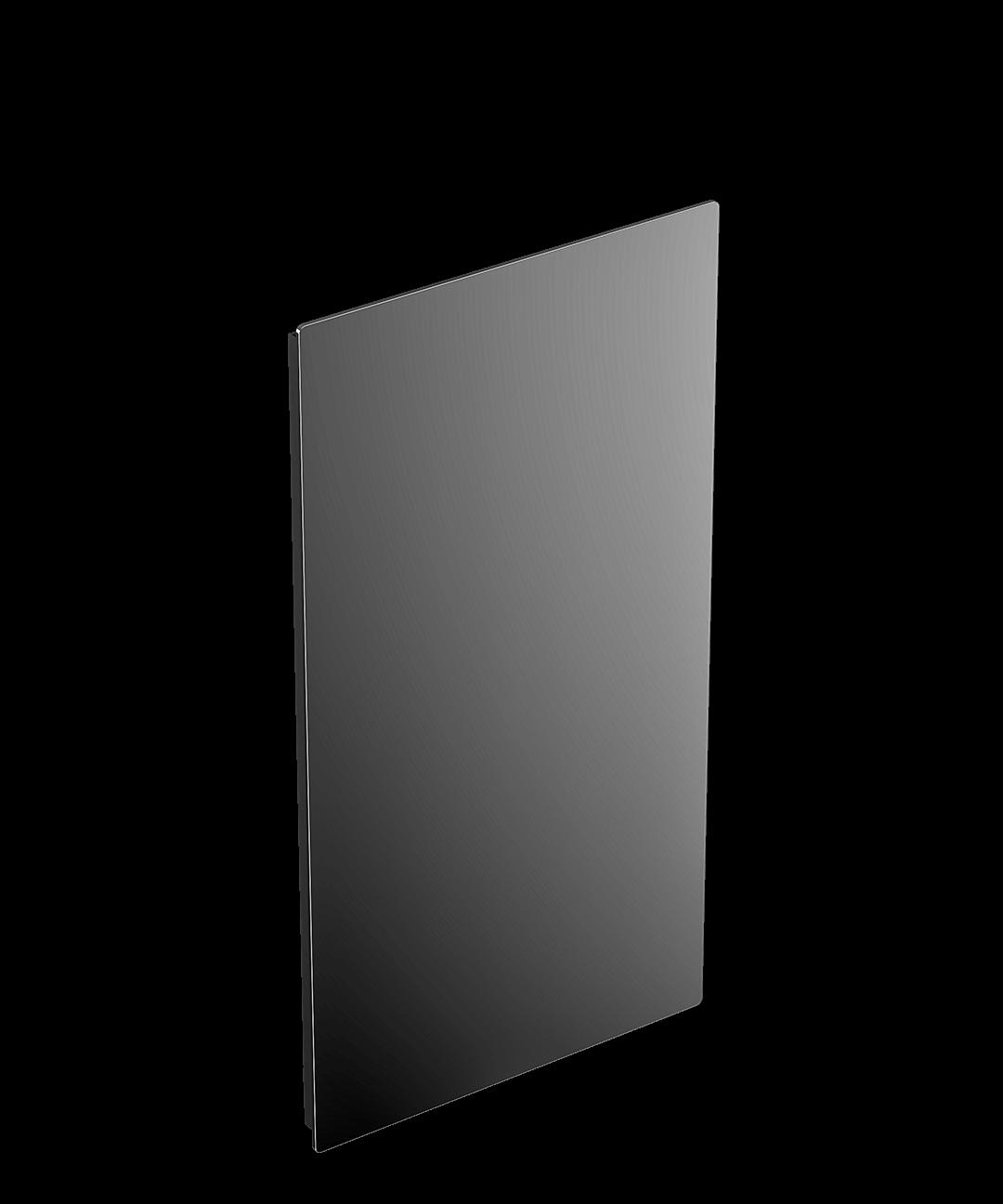 XPO Screens Invite 24PT Frameless - Mirror Material