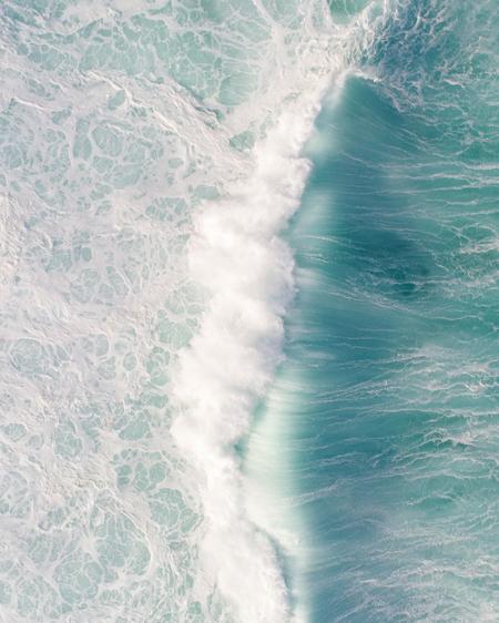 Long Reef Wave Crashing