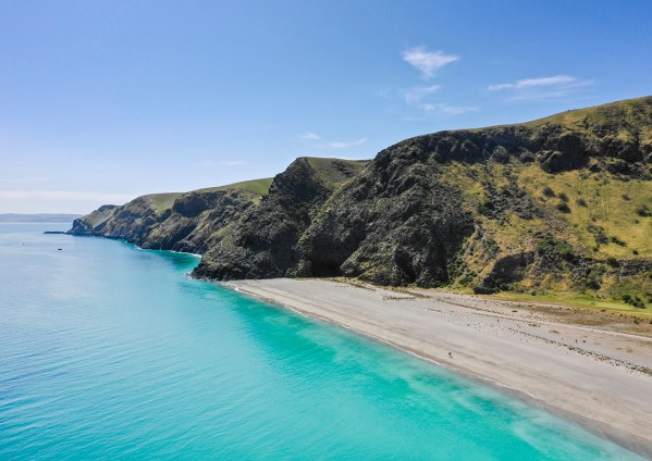 Rapid Bay Aerial Photography Print