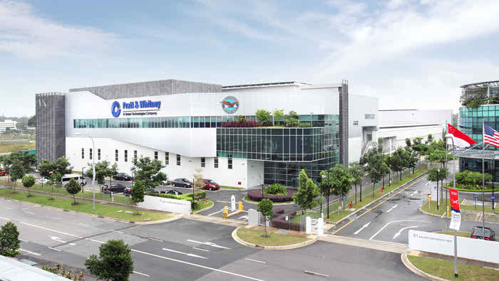 Pratt & Whitney Opens its First Manufacturing Facility in Singapore