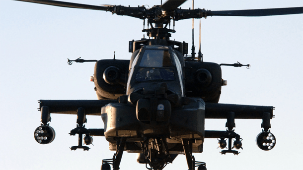 U.S. Army Commission Proposes Apache Compromise