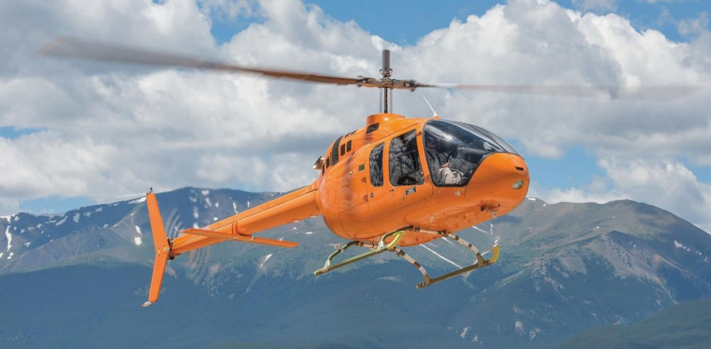 Bell 505 aims for mid-year certification