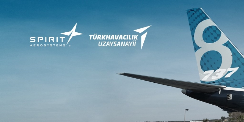 TURKISH AEROSPACE HAS AWARDED B737 MAX-8 SEC. 48 AND SUB-ASSEMBLIES FOR VARIOUS BOEING PLATFORMS