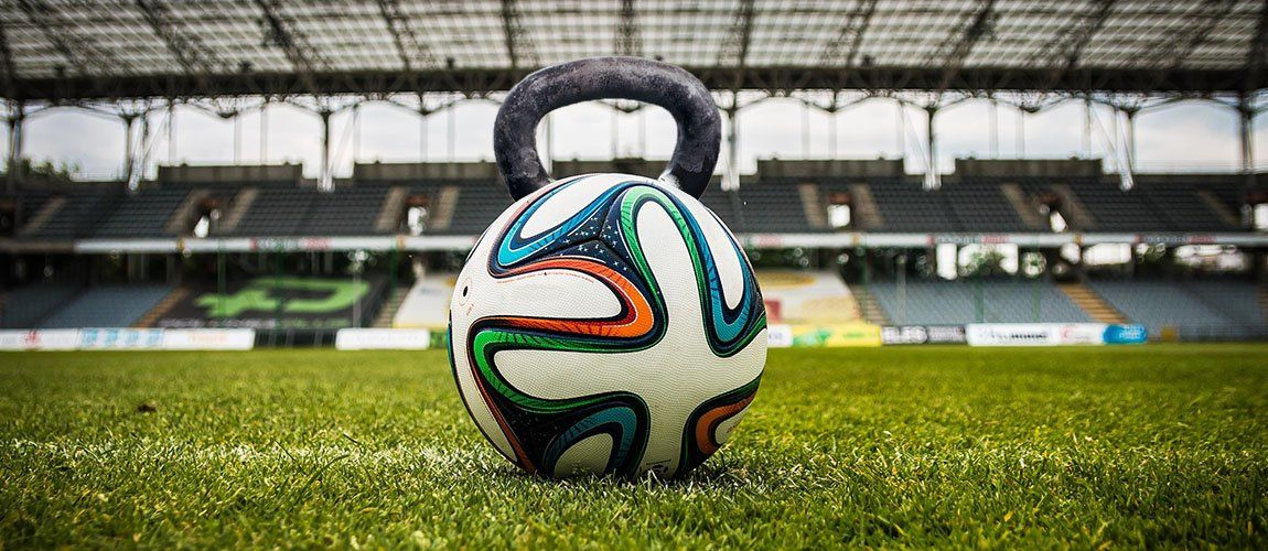 Kettleball - Kettlebells and Football