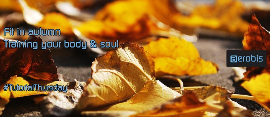 Fit in autumn - Training for body & soul