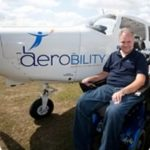 Mike Miller-Smith. Mike is the CEO of Aerobility, responsible for growing the charity!