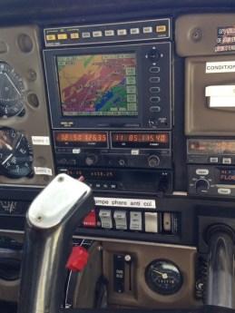 GPS VFR très ergonomique