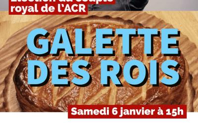 Galette des Rois 2018