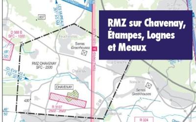 Technique / sécurité: RMZ en Île-de-France, voltige sur Chérence…