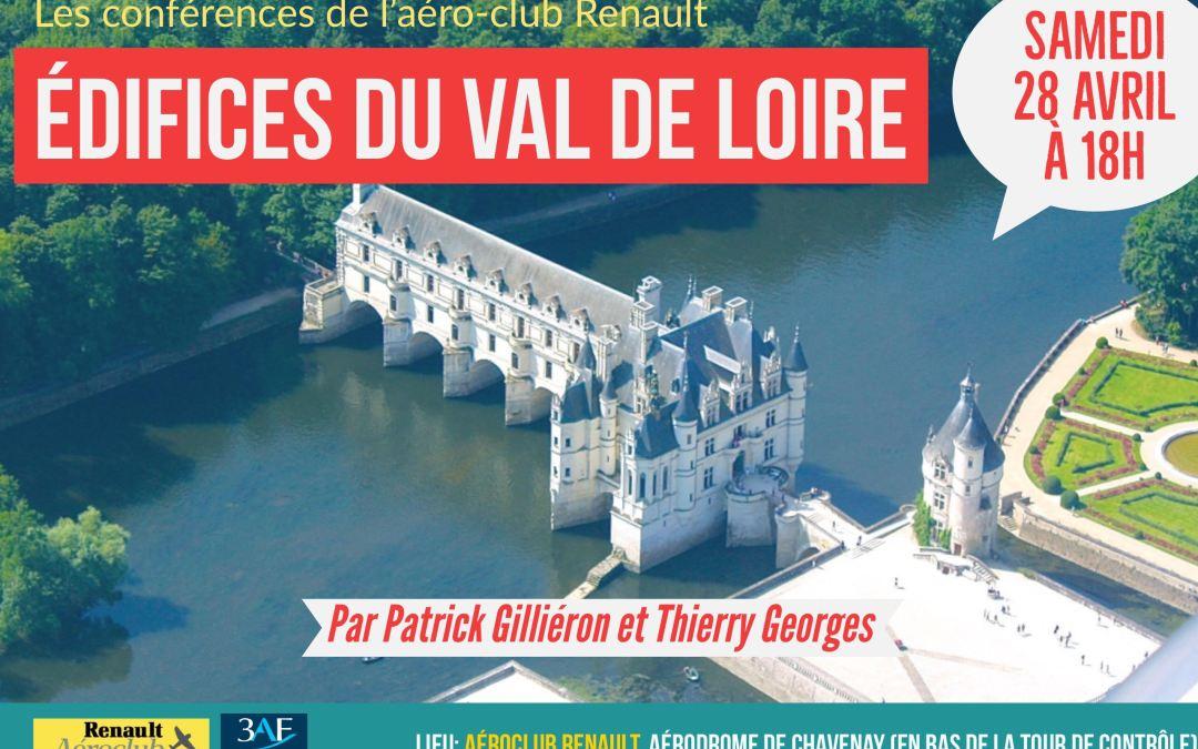 Les Conférences de l'ACR – Édifices du Val de Loire