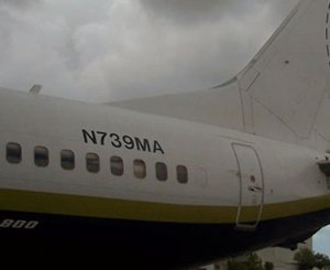 registration numbers, aircraft placards, aircraft decals
