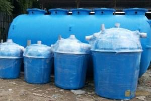 septic tank fiberglass