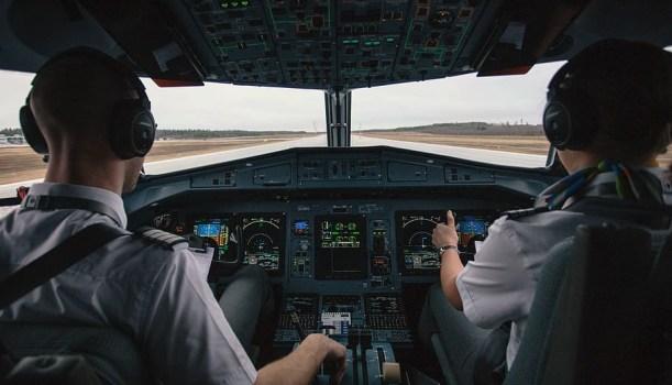 Entrenando a los pilotos del futuro