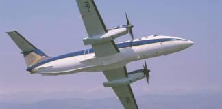 EMB-120 Brasília, o último turboélice da Embraer.