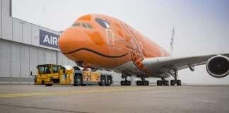Airbus A380 ANA