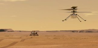NASA Helicóptero Ingenuity Marte