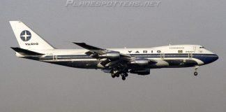 Varig Boeing 747 Majestade