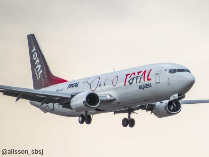 Total Boeing 737