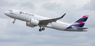 Airbus A320neo LATAM