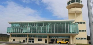 Aeroporto de Jaguaruna Infraero Obras