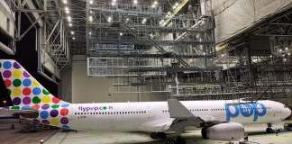 Airbus A330 Flypop Reino Unido